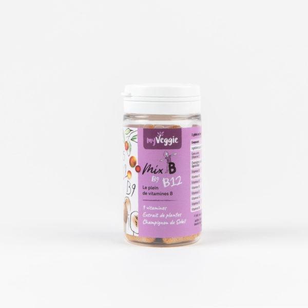 Vitamines B écologique