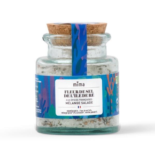 fleur de sel aux épices françaises
