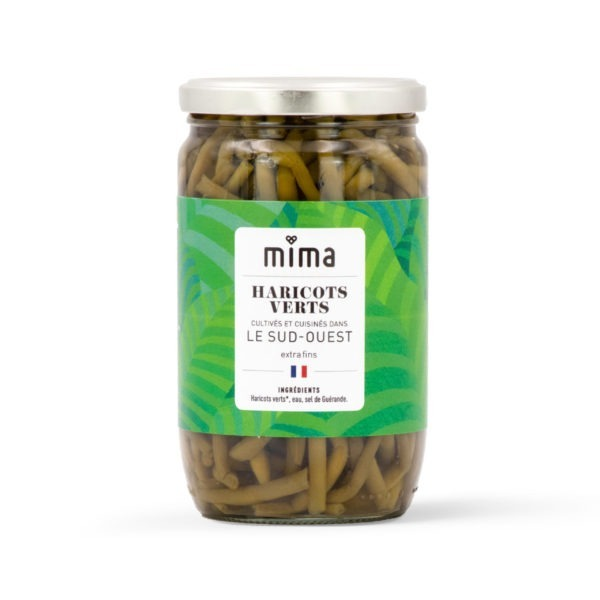 Haricots verts extra fins 660g