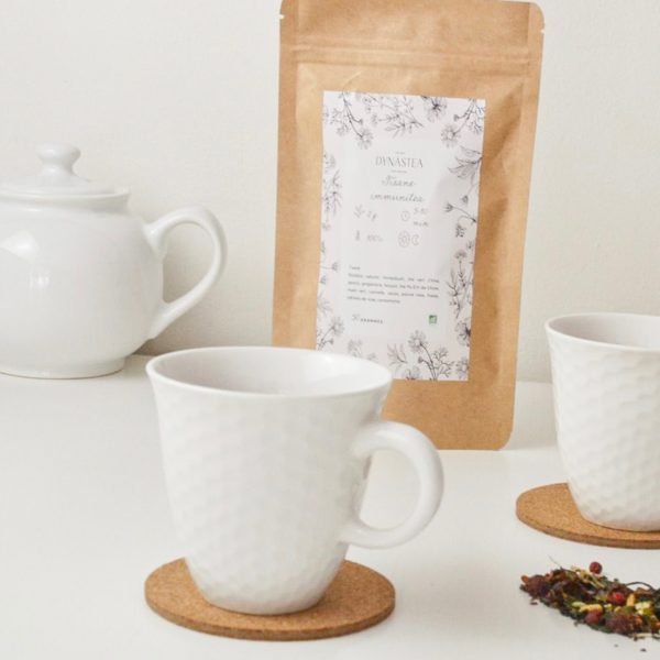 thé rouge bio pour tisane