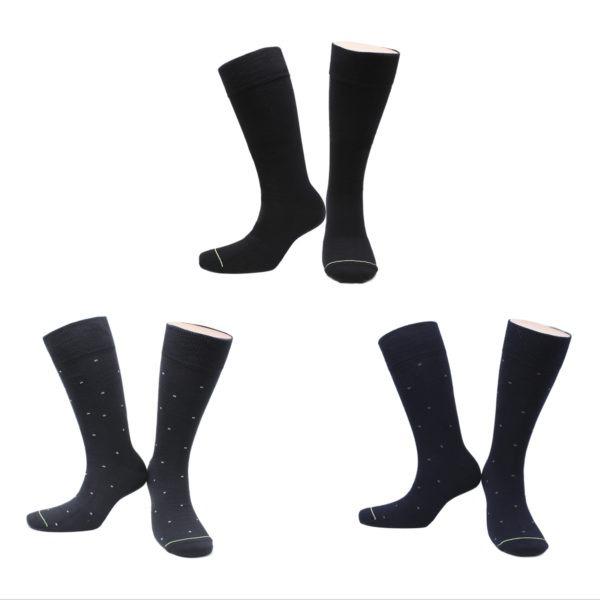 chaussettes écologiques pour hommes